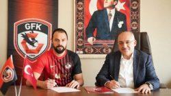Gaziantep FK, Alanyaspor'dan Haydar Yılmaz'ı kadrosuna kattı