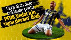 PFDK Fenerbahçe'li Vedat Muriqi kararını verdi