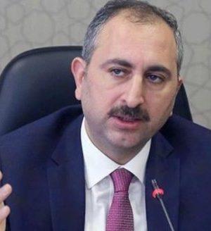 Adalet Bakanı Abdülhamit Gül yunan ırkçı vekil için Adli mercilerimiz harekete geçti
