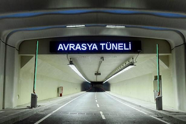 Avrasya Tüneli geçiş ücretlerine yüzde 56 opranında zam yapıldı