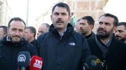 Murat Kurum, Elazığ'da 2000 konut yapımına bugün başlanacak