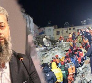 Bedri Gencer hocadan skandal deprem paylaşımı