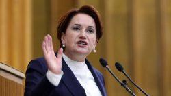İYİ Parti Lideri Meral Akşener hükümeti adeta bombardımana tuttu
