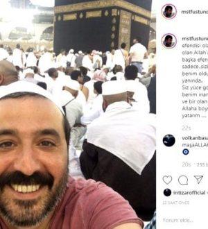 Mustafa Üstündağ boşandı Mekke'ye gitti