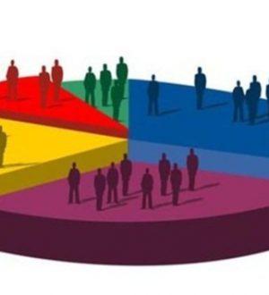 AK Parti, CHP, MHP ve diğer partilerin oy oranları