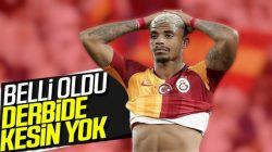 Mario Lemina Fenerbahçe Galatasaray debisinde kesin yok