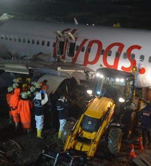 Pegasus uçak kazasının detayları ortaya çıktı!