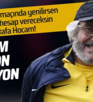 Ankaragücü Hocası Mustafa Reşit Akçay: Umarım Trabzonspor şampiyon olur