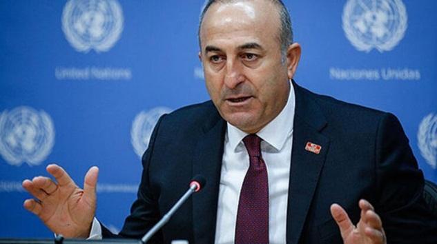 Bakan Mevlüt Çavuşoğlu: Alçaklara misliyle karşılık verdik