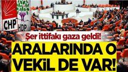 CHP, HDP Ve iyi parti ittifakı tam gaz devam ediyor