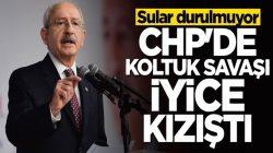 CHP'de Kurultay yaklaşırken adaylık için amansız mücadele