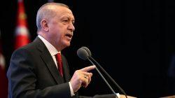 """Başkan Erdoğan: """"Libya'ya ilk etapta 35 asker gönderdik"""""""