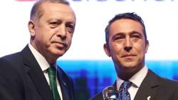 Fenerbahçe, Başkanı Ali Koç'tan Cumhurbaşkanı Erdoağan açıklaması