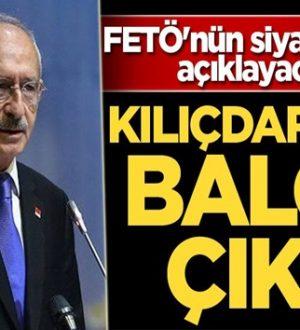 FETÖ'nün siyasi ayağını açıklayacaktı! Kemal Kılıçdaroğlu balon çıktı