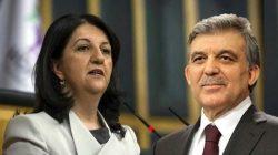 HDP'li Pervin Buldan Abdullah Gül'e gaz verdi