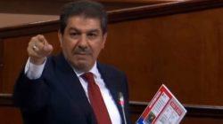 İBB meclisinde Tevfik Göksu ile CHP'liler arasında gerginlik: Aynaya bak terbiyesiz