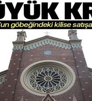 İstanbul, İstiklal Caddesindeki St. Antuan Kilisesi satışa çıkarıldı