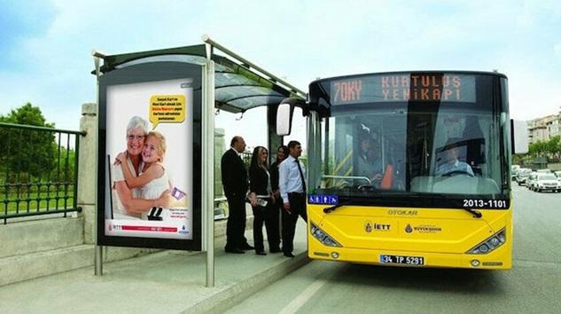 İstanbul'da, Otobüs, metro, metrobüs ücretlerine büyük oranda zam geldi