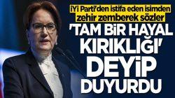 İYİ Parti'den istifa eden Tuba Vural Çokal'dan zehir zemberek sözler
