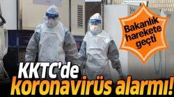 KKTC'de Koronavirüs alarmı,Lefkoşa Hastanesi de karantinaya alındı