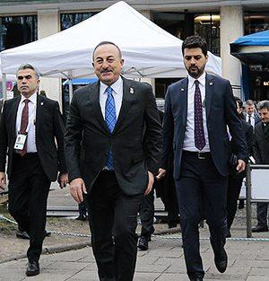 Libya için , Almanya'da kritik Libya toplantısı,Türkiye'de orada