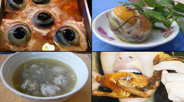 Çin'liler Koronavirüs'e yakalanıyor sebepleri bu yemekler