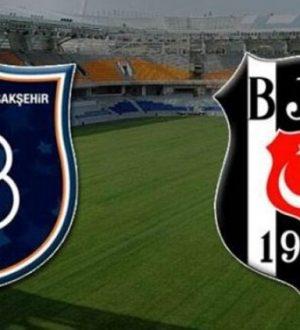 Beşiktaş, Süper Lig'de Medipol Başakşehir'e konuk oluyor