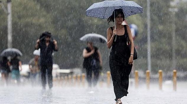 Meteorolojiden sondakikahaberi'i ! Hafta sonu hava nasıl olacak?