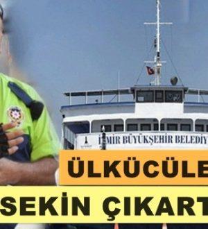 MHP'lilerin İzmir'e Feti Sekin çıkarması