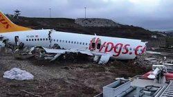 Pegasus, Uçak kazasında iki pilota soruşturma açılacak