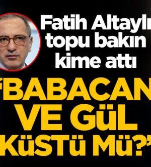 Ali Babacan ile Abdullah Gül Küsmü? Fatif Altaylı Yazdı!