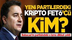 Ali Babacan'ın Deva Partisindeki FETÖ'cü kim? Ersoy Dede Yazdı