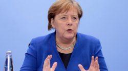 Angela Merkel'in İsrail'in solunum cihazı talebini reddettiği öne sürüldü
