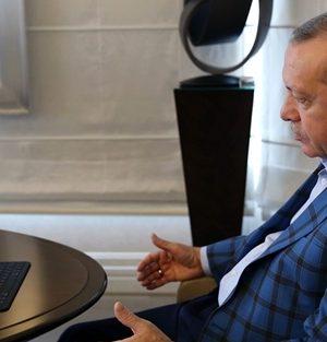 Başkan Erdoğan, yeni atanan Bakan Karaismailoğlu görüştü