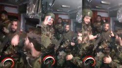 Beşar Esed'in askerlerine SiHA korkusu bakın ne yaptırdı!