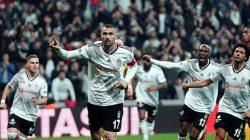 Beşiktaş, Ankaragücü'nü Vodafone Park'ta 2-1'lik skorla geçti