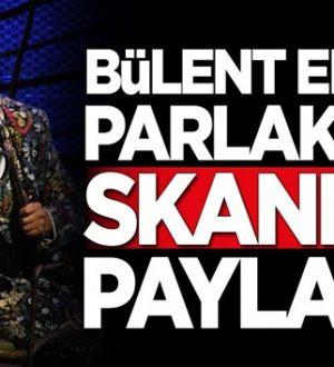 Bülent Emrah Parlak'tan skandal sosyal medya paylaşımı