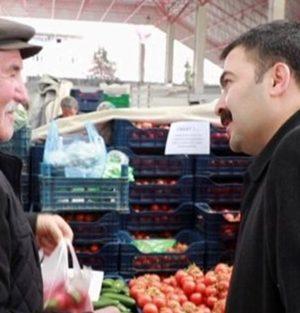 """Burdur'da Yaşlı amca """"Evine git"""" diyen polise verdiği cevapla şaşkına çevirdi"""