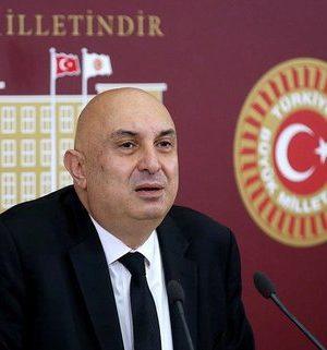 """CHP'li Engin Özkoç hakkında """"Cumhurbaşkanına hakaret""""ten soruşturma"""
