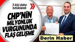 CHP'li Yalova Belediyesi'ndeki yolsuzluk davasında tutuklu sayısı 17 oldu