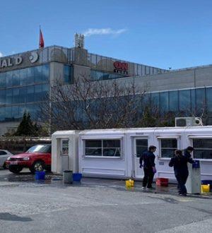 CNN Türk'te büyük hareketlilik! İşçilerin binaya girişi yasaklandı