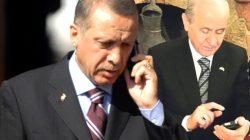 Cumhurbaşkanı Erdoğan, MHP Genel Başkanı Bahçeli ile telefonda görüştü
