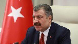 Fahrettin Koca, Türkiye'deki son ölüm ve vaka sayısını açıkladı