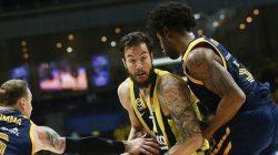 Fenerbahçe Beko deplasmanda kayıpları oynuyor