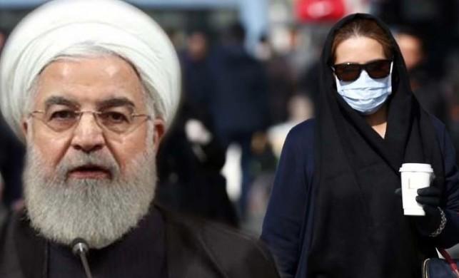 """İran Cumhurbaşkanı Hasan Ruhani, """"Corona virüs neredeyse bütün şehirlere yayıldı"""