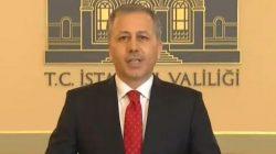 İstanbul Valisi Ali Yerlikaya açıkladı: Yarından itibaren izinle olacak