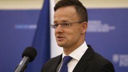 Macar Bakan Peter Szijjarto, Ab Türkiye ile yeni bir anlaşma imzalamalı
