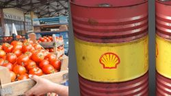 Petrol fiyatları çöküşte,1 varil petrol 1 kasa domates ediyor