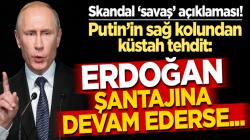 Putin'in adamlarından Aleksandr Dugin'den Türkiye'ye ŞOK Tehdit