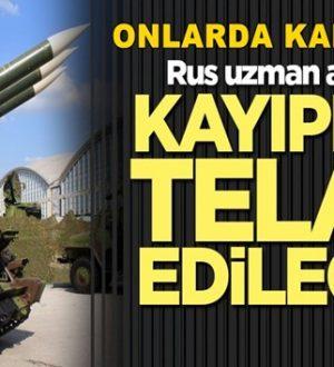 Türkiye'nin Esed rejimine verdirdiği kayıpları Rusya'da kabul etti